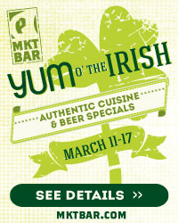 YUM o' the Irish MKT BAR Home Page Banner 2014