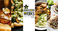 MKT BAR Houston Restaurant Weeks 2017